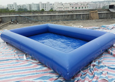 China Aqua Park PVC Inflatable Water Pool / inflatable swimming pools for water walking ball games factory