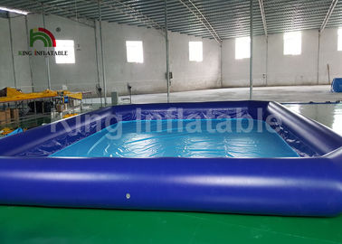 China Exciting Outdoor Family Inflatable Swimming Pools For Kids Water Game factory