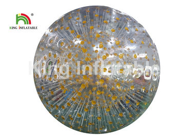 China Airtight Inflatable Zorb Ball , 3m Diameter 1.0mm PVC Body Bumper Balls factory