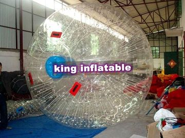 3m Commercial Inflatable Zorb Ball 0.8mm PVC Grass With Pump
