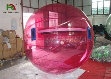 China 0.8mm PVC Colorful Inflatable Walk On Water Ball Water Walking Ball factory