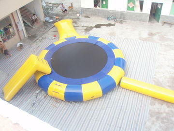 Inflatable Trampoline Inflatable Water Parks Water bouncer For Kids and Adults