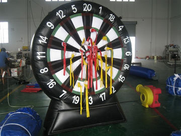 Arrows Target Inflatable Sports Games / Inflatable Arrows Target Equipment