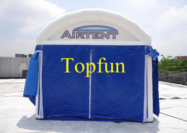 Airproof Inflatable Tent / Little House Structure Air Tent For Different Events