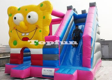 Spongebob House /  Inflatable Jumping Castle With Spongebob SquarePants