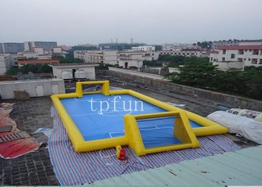 PVC Single Tube Inflatable Sports Games For Adults / Kids Activity